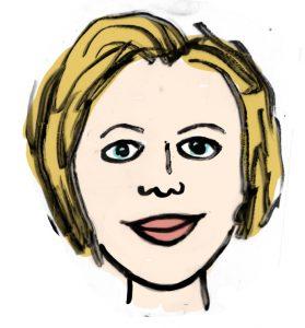 Teresa Habild h-bild www.h-bild.de Cartoon