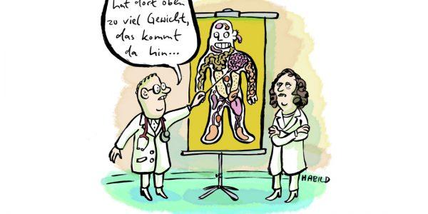 Wien Österreich Geschichte Körper Organe Neue Gewichtung Gleichgewicht Gehirn Mensch Arzt