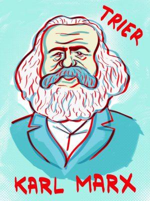 Trier Marx