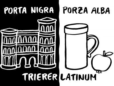 Porz Trier Trierer Latinum Porta Nigra
